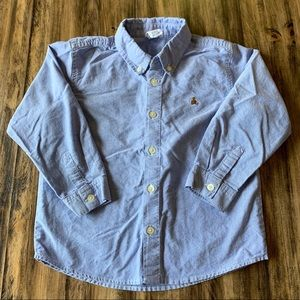 BABYGAP Long Sleeve Button Down Shirt Size 5xl